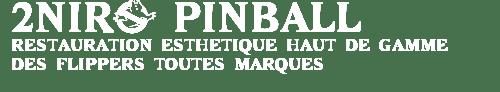 2Niro Pinball Restore